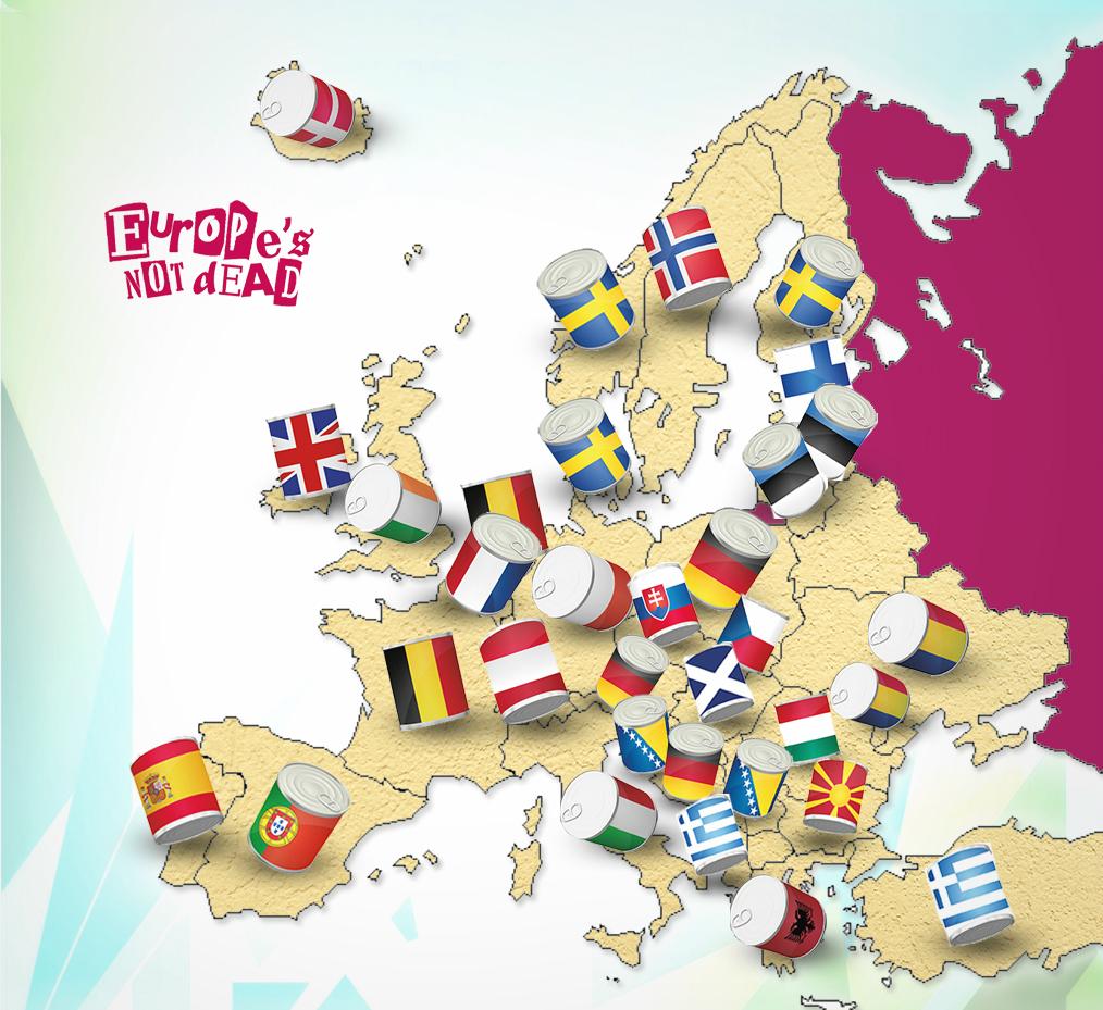 European Jokes | Europe Is Not Dead!