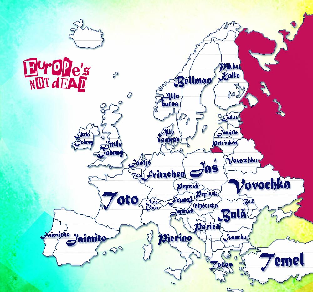 Toto européens