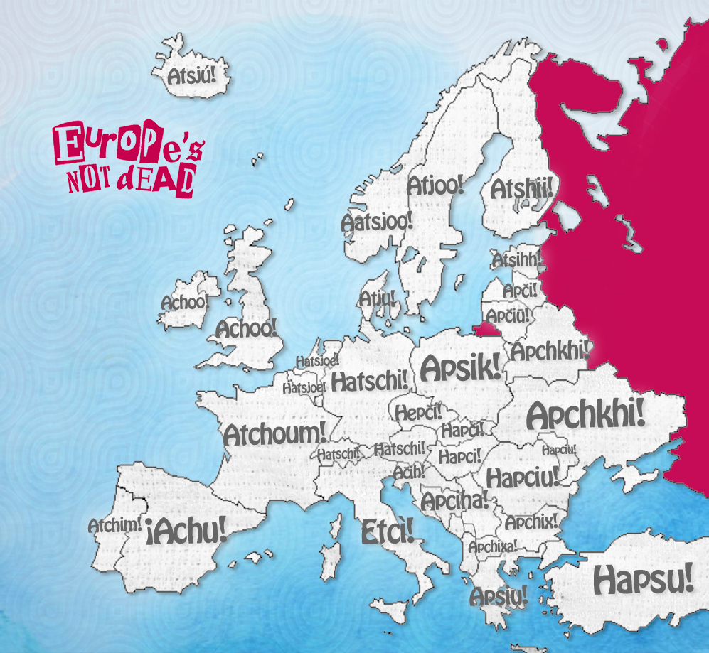 European Sneezes
