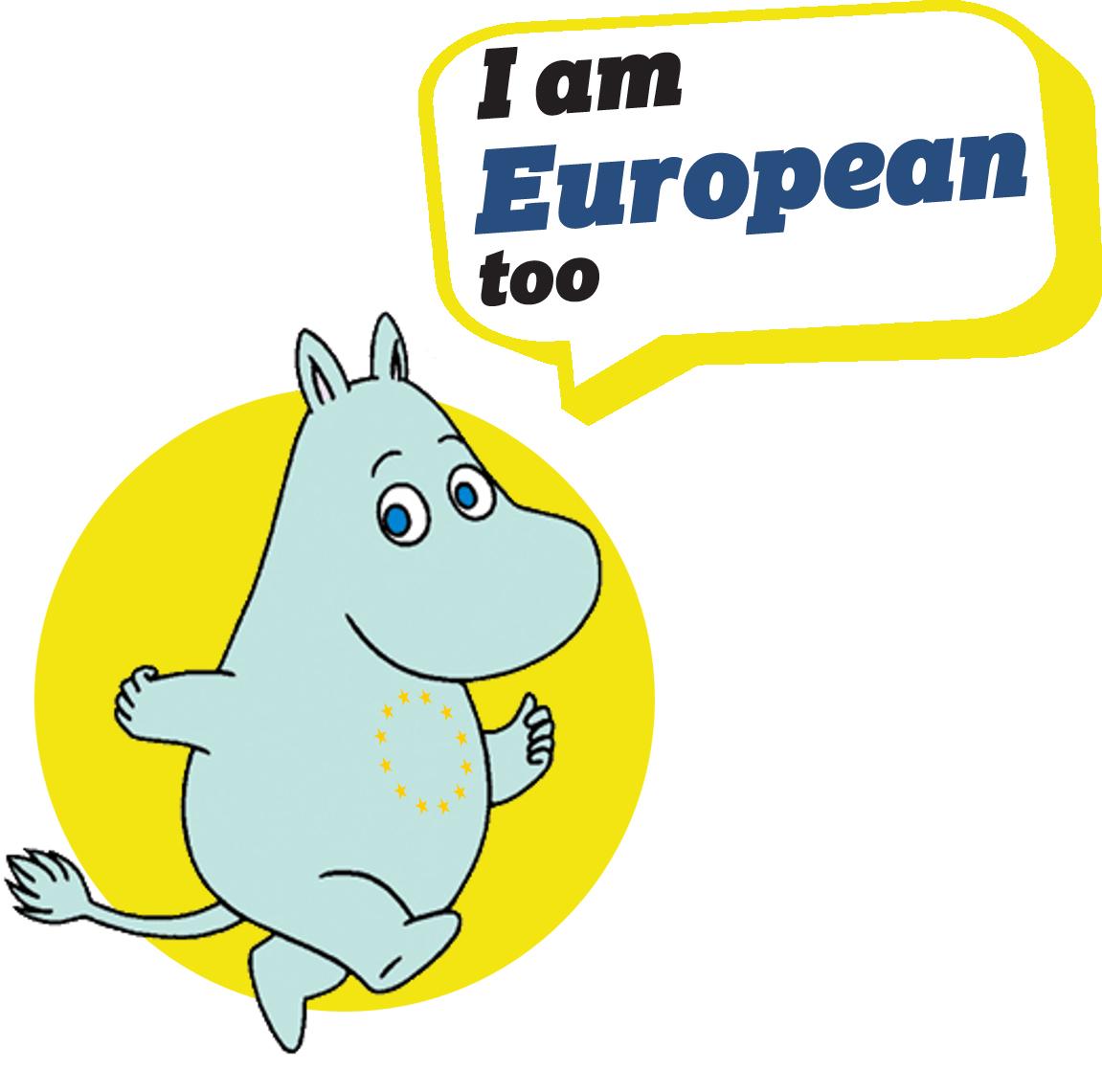European Characters - Moomins