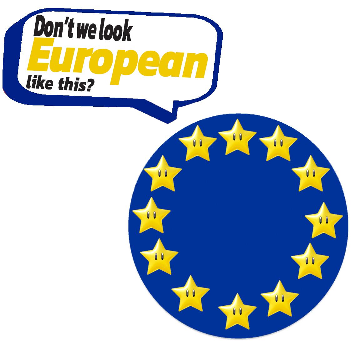 European Characters -Stars