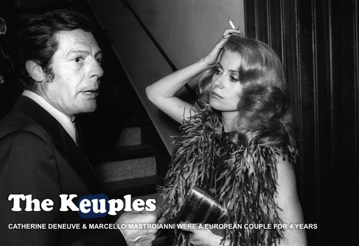 The Keuples - Catherine & Marcello