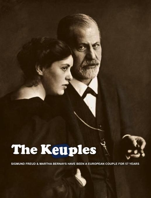 The Keuples - Sigmund & Martha