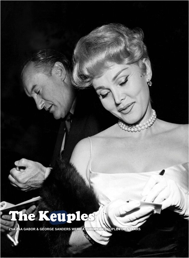The Keuples - Zsa Zsa & George