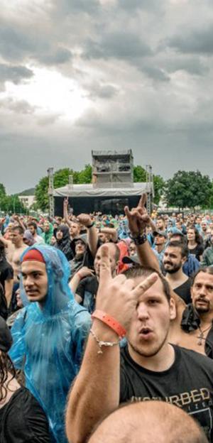 Bulgaria - European Festival - Hills of Rock 2