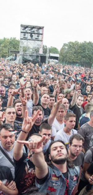 Bulgaria - European Festival - Hills of Rock 3