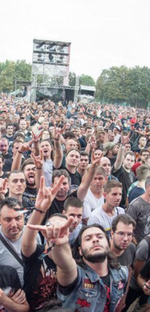 Bulgaria - European Festival - Hills of Rock 3