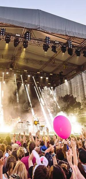 Czechia - European Festival - Rock for People 2