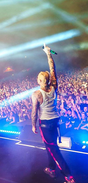 Czechia - European Festival - Rock for People 3