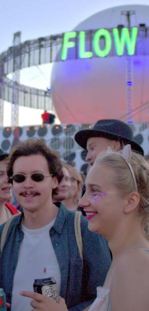 Finland - European Festival - Flow Festival 2