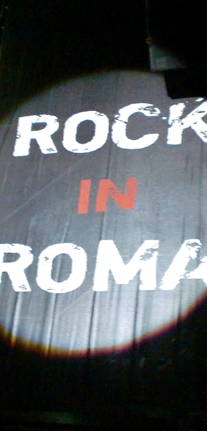 Italy - European Festival - Rock in Roma 1