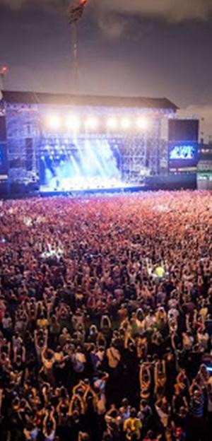Italy - European Festival - Rock in Roma 2