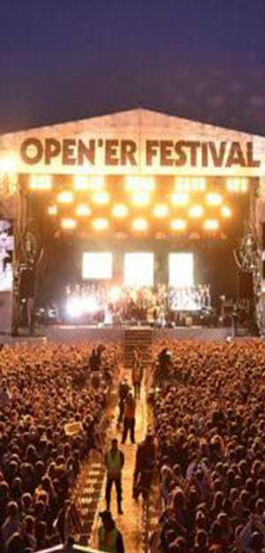 Poland - European Festival - Open'er Festival 1
