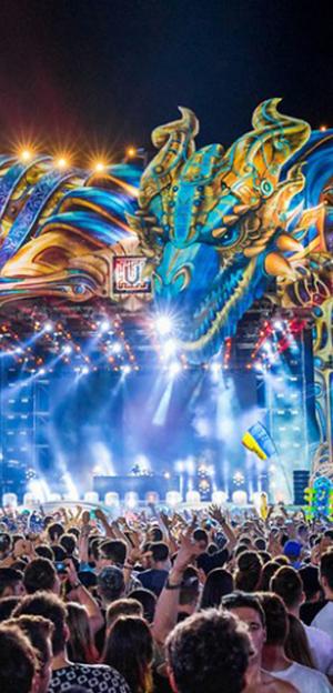 Romania - European Festival - Untold Festival 1