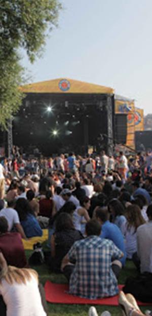 Turkey - European Festival - One Love 3