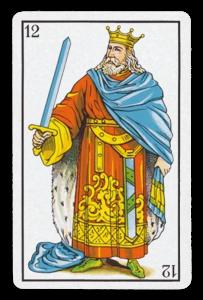 Spanish-Suited Playing Cards - Espadas - Swords 2