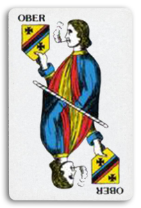 Swiss-Suited Playing Cards - Schilten - Shields 2