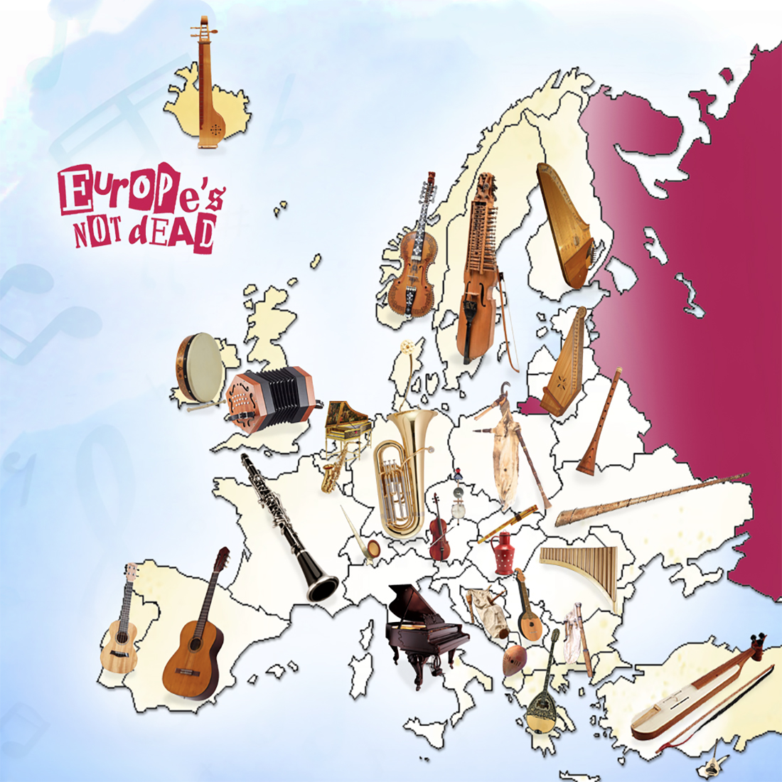European Musical Instruments