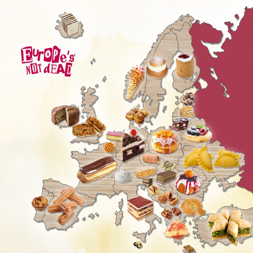 European Desserts