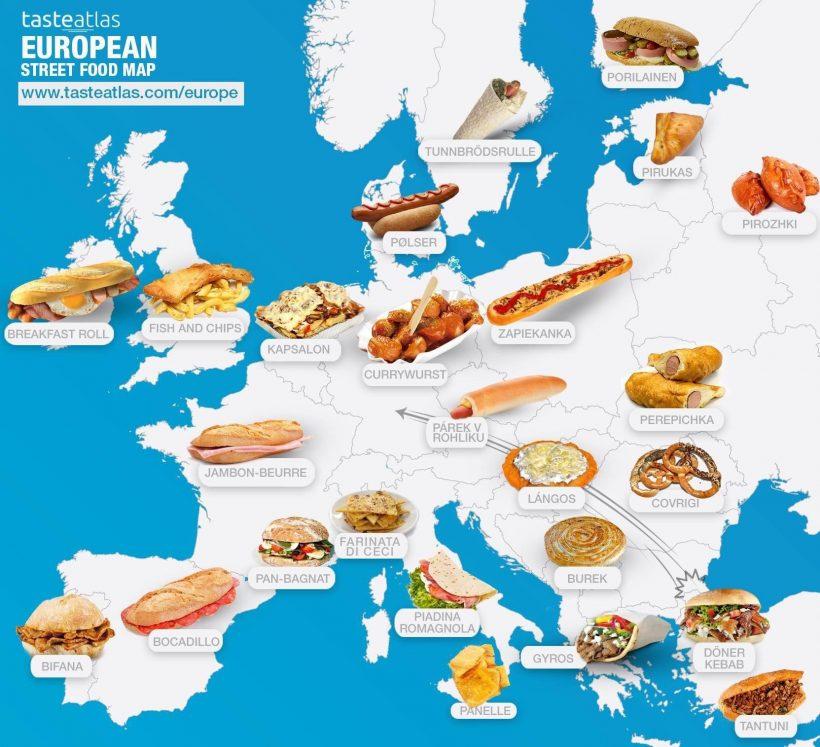 European Street Food