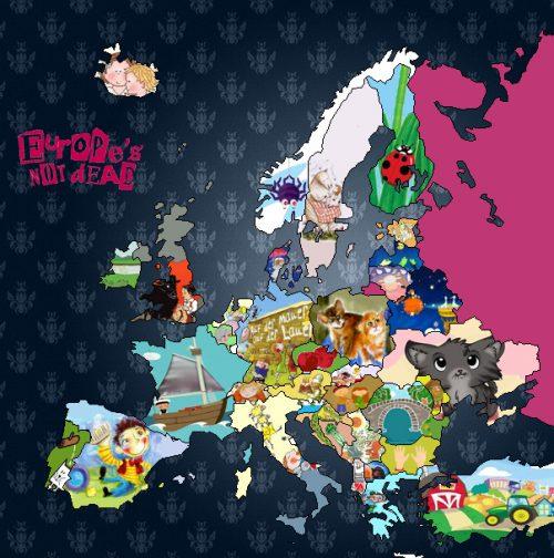 Comptines européennes