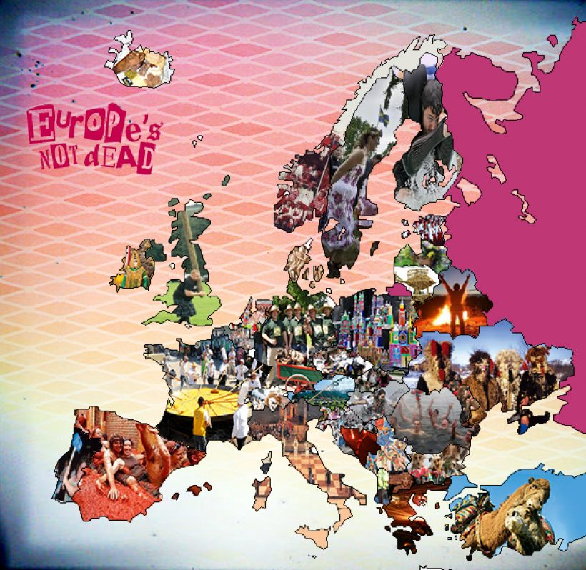 European Weird Traditions