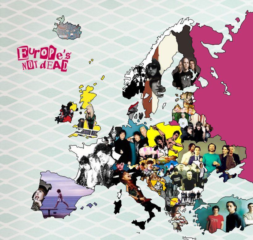 European Rock Playlist