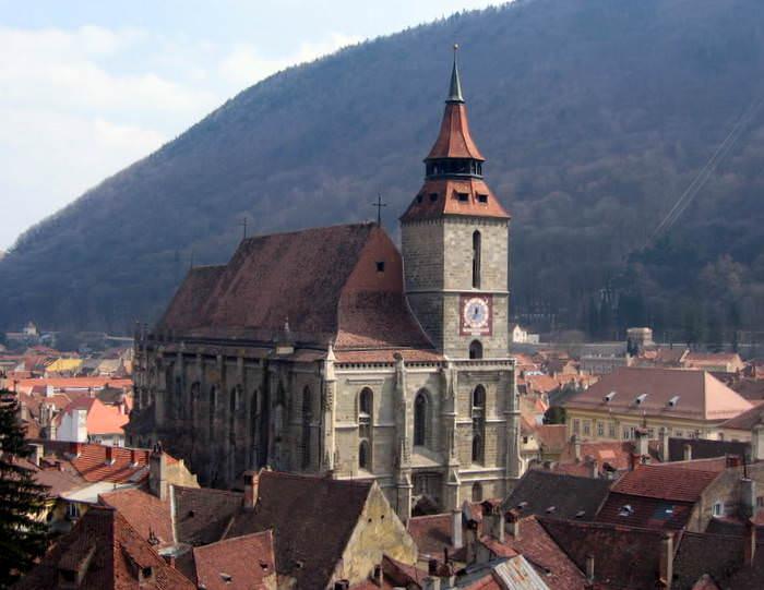 Black Church / Biserica Neagra Brasov