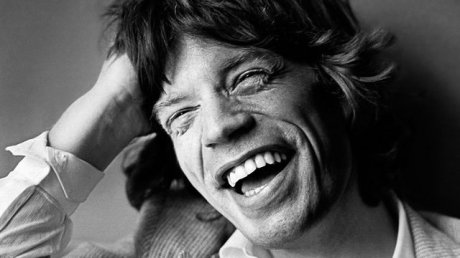 Mick Jagger By Jane Bown
