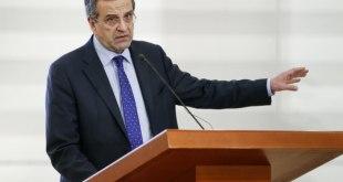 Antonio Samaras, grécky premiér