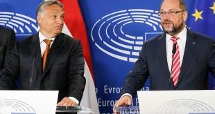 Orban, Schultz