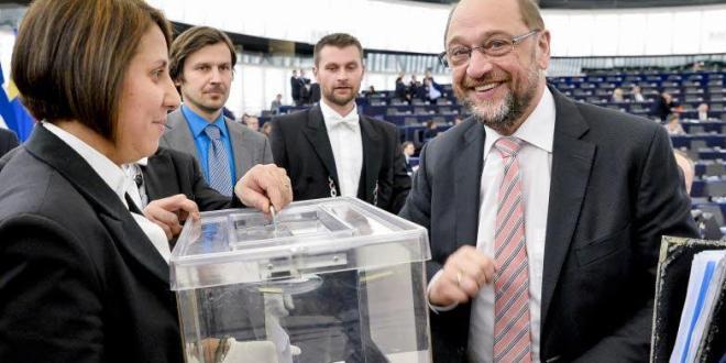 volba predsedu EP