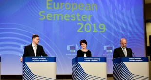 Dombrovskis, Thyssen, Moscovici