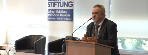 Jozef Kollár, prezident KOZ SR otvoril konferenciu CEYTUN