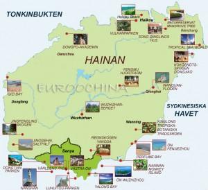 Fakta om Hainan