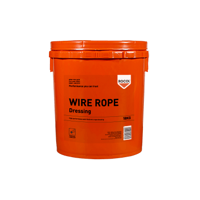 Rocol wire rope dressing 18kg