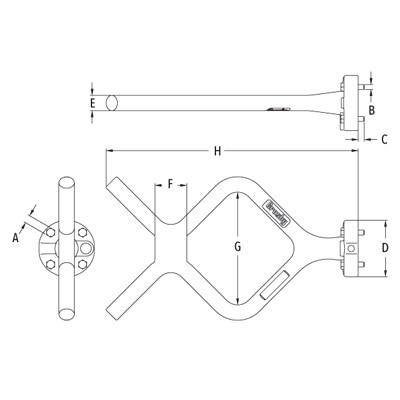 F handle schematic