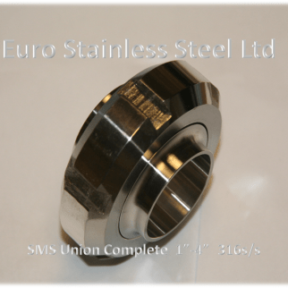 "SMS Weld union Complete 1""-4"""
