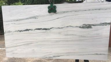 Dionysos White Marble Slab Eurostone Houston