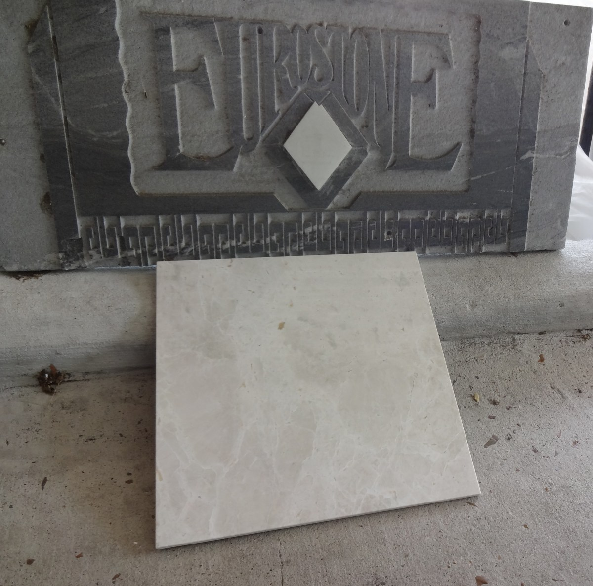 French Vanilla Marble Tile Eurostone Houston