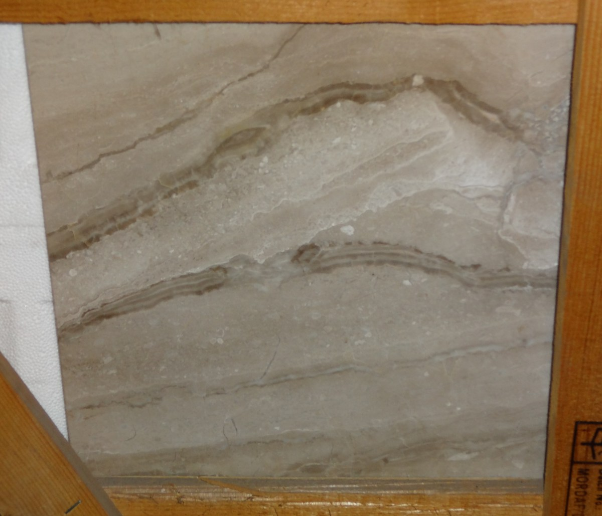 Karnezeiko Karnez Beige Natural Marble Tile Eurostone Houston