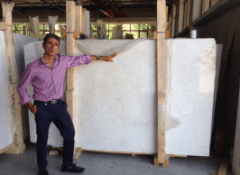 Thassos White Marble Slabs Greece Eurostone Houston