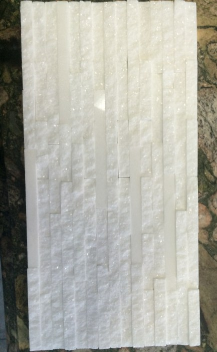 Thassos White Marble Mosaic Tile Eurostone Houston