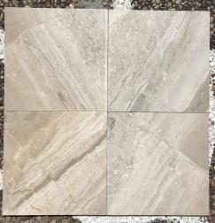 "Karnez Special 12"" x 12"" Natural Marble Tile"