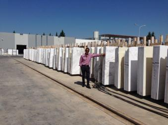 natural marble slabs Greece Olympus Thassos import Greek