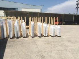 Thassos White Natural Marble Slabs Greece Eurostone Houston