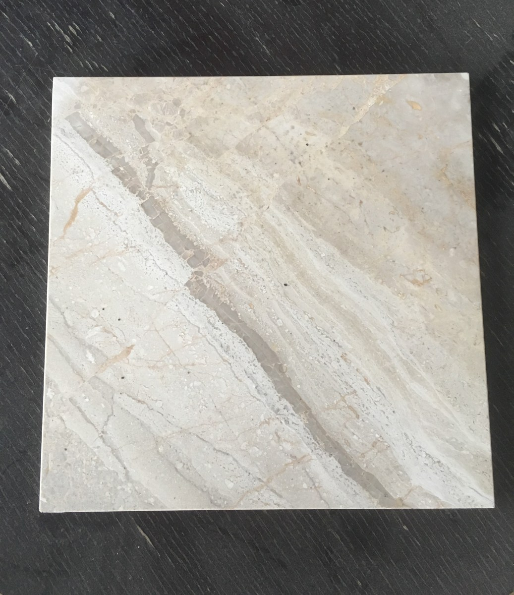"Karnez Natural Marble Tile 12""x12"" Polished Eurostone Houston"