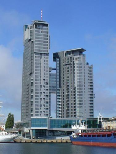 Sea Towers ( 7.000 m2)