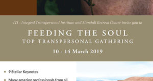 FEEDING THE SOUL Top Transpersonal Gathering at Mandali