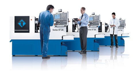 "Available from June 2013 in the CE version, the machine will be on show at this year's EMO. Mr. Renggli, marketing manager, tells us: ""Even though the machine does not require much in the way of training or support, it will not be offered with a discount service. As with the company's other products, training will be given in Moutier and at the European subsidiaries, and customers will benefit from Tornos's application support"". A European stock of spare parts will enable the company to fulfil all orders quickly."